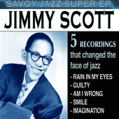 Jimmy Scott - Savoy Jazz Super EP: Jimmy Scott