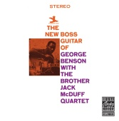 George Benson - The New Boss Guitar