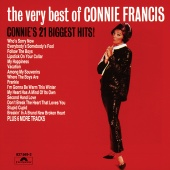Connie Francis - The Very Best Of Connie Francis - Connie's 21 Biggest Hits