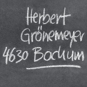 Herbert Grönemeyer - Bochum (Remastered 2016)