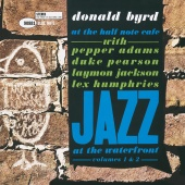 Donald Byrd - At The Half Note Café ( Remastered / Rudy Van Gelder Edition )