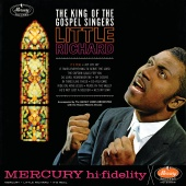 Little Richard - The King Of The Gospel Singers