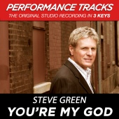 Steve Green - You're My God [Performance Tracks]