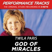Twila Paris - God Of Miracles [Performance Tracks]