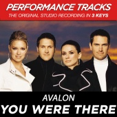 Avalon - You Were There (Performance Tracks)
