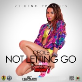 Cecile - Not Letting Go - Single