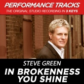 Steve Green - In Brokenness You Shine [Performance Tracks]