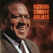"Richard ""Groove"" Holmes - On Basie's Bandstand"