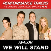 Avalon - We Will Stand (Performance Tracks)