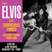 Elvis Presley - Suspicious Minds (Live in Las Vegas, August 23, 1969)