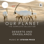 Steven Price - Deserts And Grasslands (Episode 5 / Soundtrack From The Netflix Original Series
