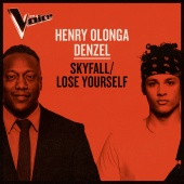 Henry Olonga - Skyfall/Lose Yourself (The Voice Australia 2019 Performance / Live)