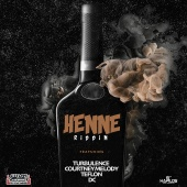 Turbulence & Courtney Melody & Teflon - Henne Riddim