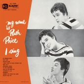 Ruth Price - My Name Is Ruth Price . . . I Sing!