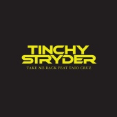 Tinchy Stryder - Take Me Back (Remix e-Single)