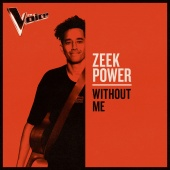 Zeek Power - Without Me [The Voice Australia 2019 Performance / Live]