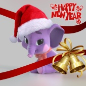 Murat Dalkılıç - Dollyphant Happy New Year