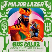 Major Lazer - Que Calor (feat. J. Balvin, El Alfa)