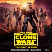 Kevin Kiner - Star Wars: The Clone Wars - The Final Season (Episodes 1-4)