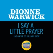 Dionne Warwick - I Say A Little Prayer [Live On The Ed Sullivan Show, January 7, 1968]