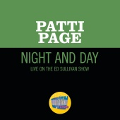Patti Page - Night And Day [Live On The Ed Sullivan Show, July 22, 1962]