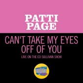 Patti Page - Can't Take My Eyes Off Of You [Live On The Ed Sullivan Show, December 17, 1967]