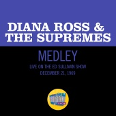Diana Ross & The Supremes - Baby Love/Stop! In The Name Of Love/Come See About Me [Medley/Live On The Ed Sullivan Show, December 21, 1969]