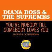 Diana Ross & The Supremes - You're Nobody Till Somebody Loves You [Live On The Ed Sullivan Show, May 11, 1969]