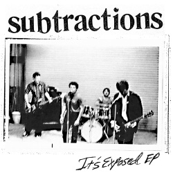 The Subtractions